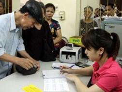 Trả lương hưu, trợ cấp bảo hiểm xã hội qua bưu điện