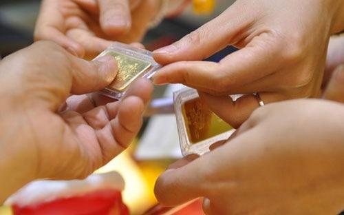 Đấu thầu vàng miếng: Ngân hàng Nhà nước lãi trăm tỷ trong vòng 1 tháng