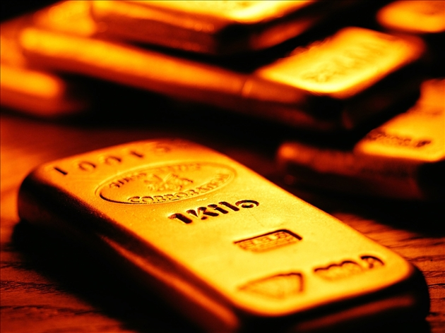 Thị trường vàng thế giới giảm giá mạnh trước áp lực bán tháo
