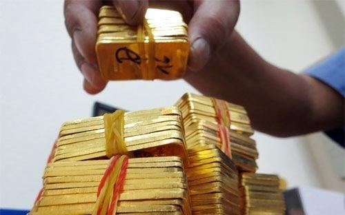 Bắt đầu thanh tra việc quản lý thị trường vàng