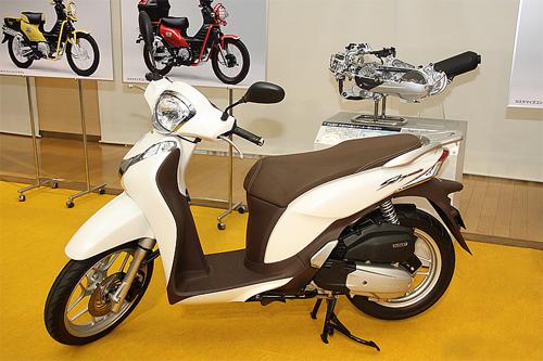 Honda SH mode và các mẫu xe khác được bán dưới giá đề xuất trong tháng 3/2014