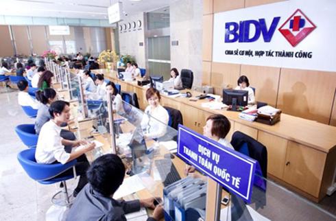BIDV hạ lãi suất huy động xuống 6% ngày 08/05/2013