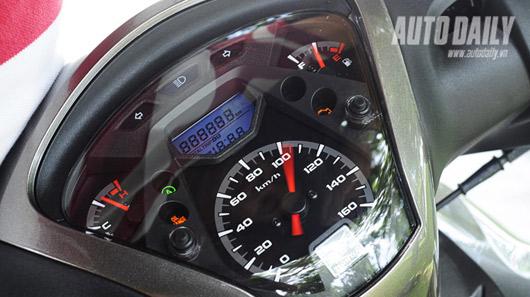 Chất lượng Honda SH 125i