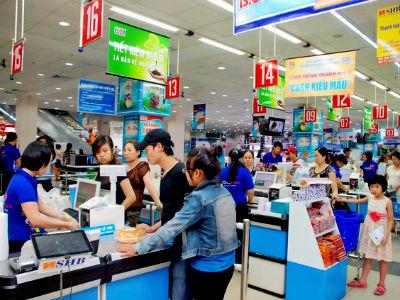 Đại siêu thị Co-op Xtra sắp đi vào hoạt động trong tháng 05/2013