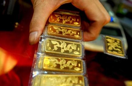 độc quyền sản xuất vàng miếng có phạm luật không?