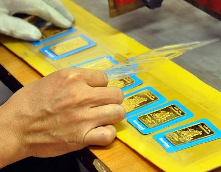 Đấu thầu vàng miếng ngày 15/05/2013, kết quả đấu thầu
