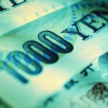 Đồng Yên tăng mạnh