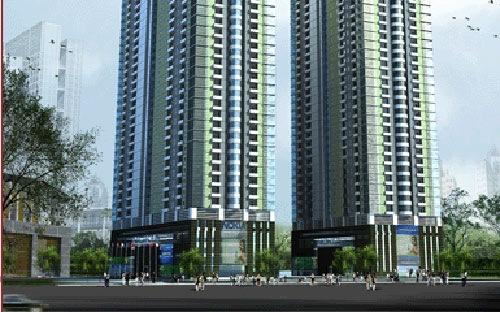 Dự án thương mại đầu tiên được chuyển sang nhà ở xã hội ở Hà Nội