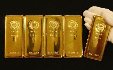 Dự báo giá vàng tháng 05/2013