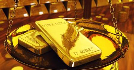 Giá vàng thế giới bất ngờ giảm mạnh ngày 28/5/2013