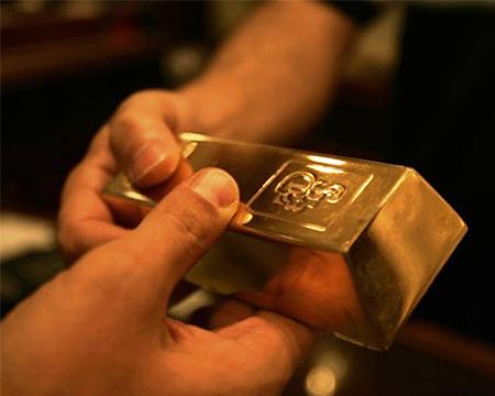 giao dịch vàng tại London tăng cao