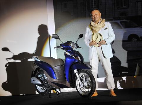 Mẫu xe Honda SH mode mới ra mắt tại Việt Nam