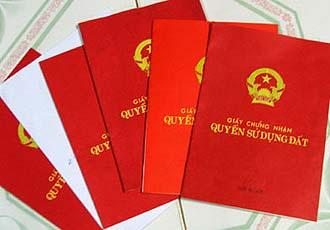 Người dân Hà Nội được nộp hồ sơ cấp sổ đỏ qua mạng