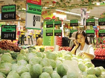 Tập đoàn siêu thị Auchan vào Việt Nam
