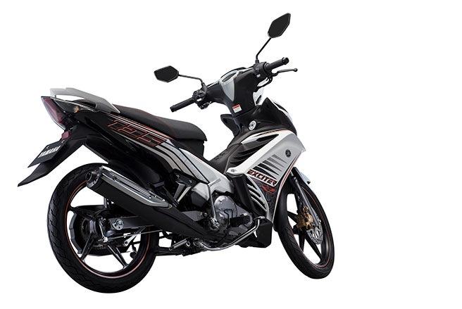Exciter 2013 mới ra mắt của Yamaha