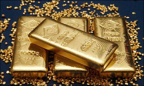 Chênh lệch giá vàng về 4 triệu đồng/lượng cuối tháng 6/2013