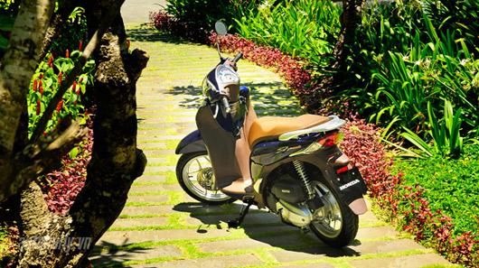 Đánh giá xe Honda SH mode 2013