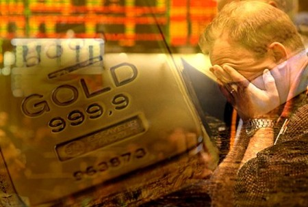 Đáy giá vàng khó xác định