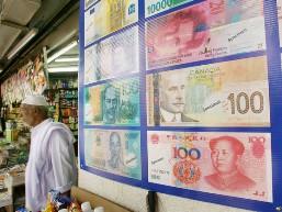 Các đồng tiền châu Á giảm mạnh nhất 2 năm
