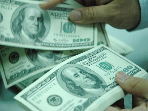Giá USD ngày 12/6/2013