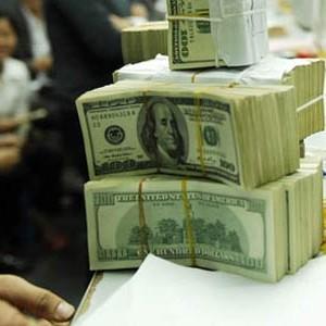 Giá USD ngày 19/6/2013