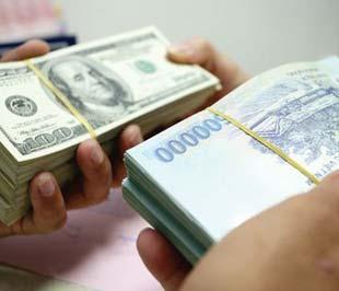 Giá USD ngày 24/6/2013