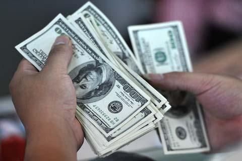 Giá USD ngày 26/6/2013