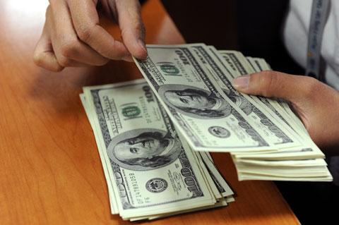 Giá USD tự do chợ đen ngày 27/6/2013