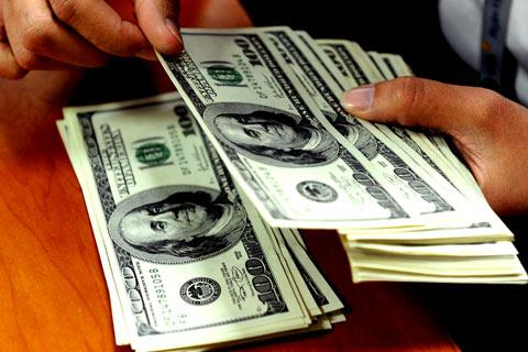 Giá USD ngày 5/6/2013