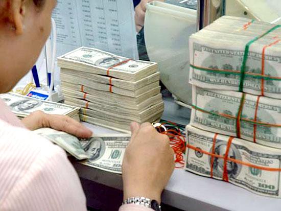 Giá USD tự do ngày 16/4/2013