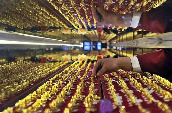 Trong quý 2 giá vàng đã để mất 23%