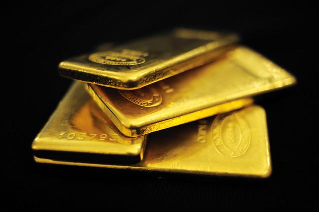 Giá vàng ngày 21/6/2013 giảm hơn 70 USD/ounce