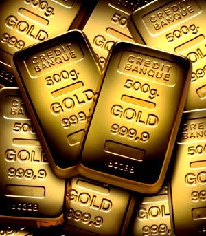 Giá vàng thế giới ngày 5/6/2013