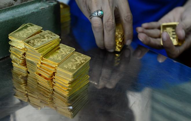Giá vàng thế giới ngày 19/06/2013