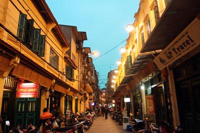 1500 hộ dân phố cổ Hà Nội sẽ phải di dời sang đô thị Việt Hưng
