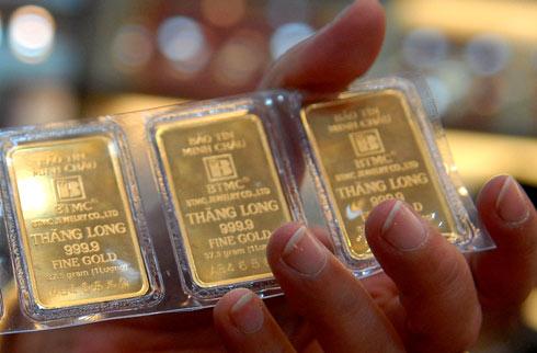 Ngân hàng Nhà nước đã chi ra 1 tỷ USD để nhập khẩu vàng