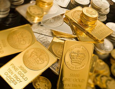 Nhà đầu cơ đặt cược giá vàng giảm