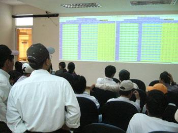 Nhận định thị trường chứng khoán ngày 20/6/2013