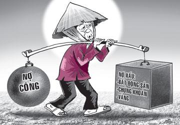 Công khai nợ công