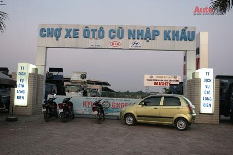 Tăng thuế ô tô nhập khẩu từ 20/6/2013