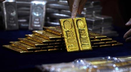Trung Quốc lập 2 quỹ tín thác vàng đầu tiên