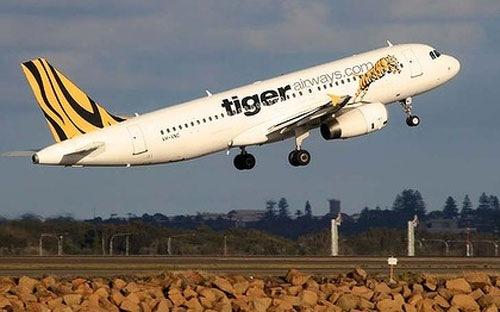 Vé máy bay giá rẻ của Tiger Airways đi Singapore năm 2013
