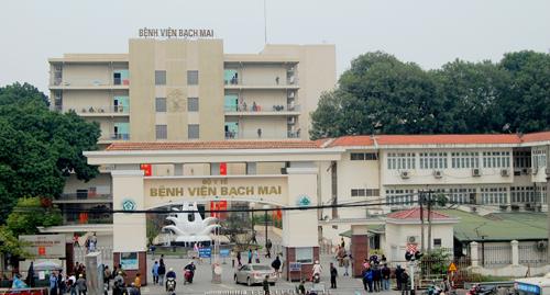 Bệnh viện Bạch Mai sắp có cơ sở 2 ở Hòa Lạc