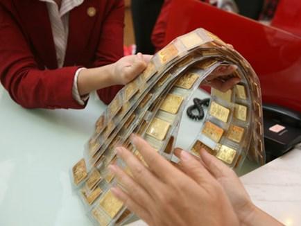 NHNN chào bán 26.000 lượng vàng phiên ngày 16/7/2013