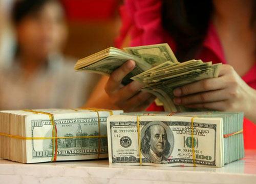 Tỷ giá USD ngày 9/7/2013, giá USD chợ đen và ngân hàng Vietcombanj, Vietinbank, BIDV