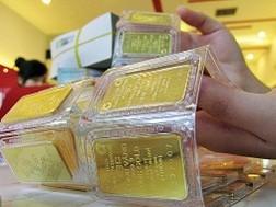 Giá vàng SJC ngày 23/7/2013 tăng 500.000đ/lượng
