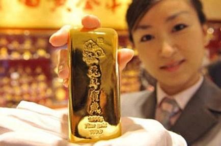 Giới đầu cơ đặt cược giá vàng lên thấp nhất 5 năm