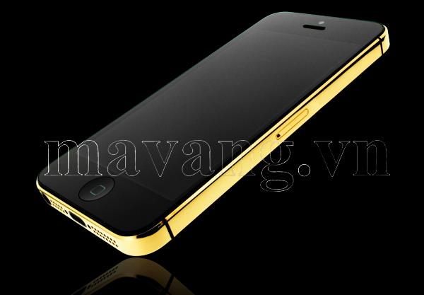 Iphone mạ vàng, ma vang điện thoại Iphone 4,5