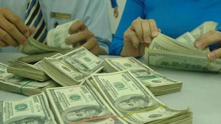 NHNN họp với 14 ngân hàng về tỷ giá trong chiều nay
