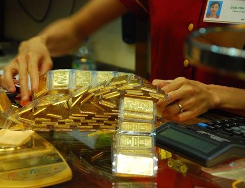 Tổng hợp thị trường vàng trong nước tuần qua